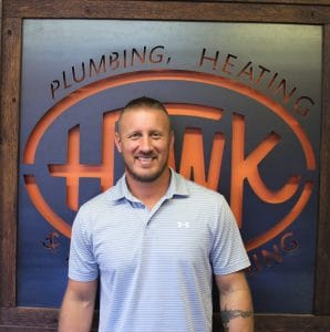 Jacob George - Plumber & Owner Hawk PHAC
